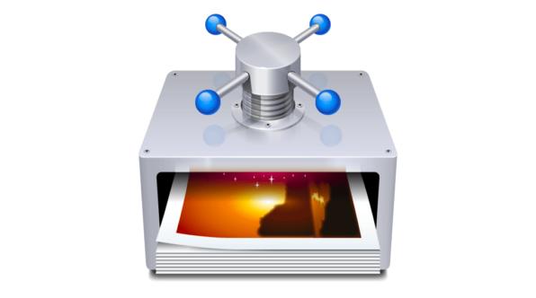 сжатие изображений JPEG для мак